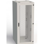 Cabinet 42U W800 D1000mm With Front Glass Door A/C Ready