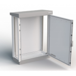 outTEG double-walled, single door 21U