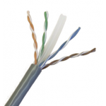 Patch Cord CAT6A U/FTP 23AWG 1m LSZH - Blue