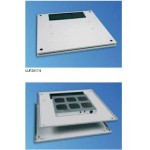 Cabinet Top Cover Miracel W600 D600 RAL7032