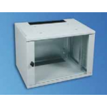Cabinet 18U W600 D500 Conact Single Section - RAL7035