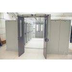 Cold Aisle Containment With 48U W600mm & 800mm Racks