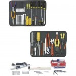 Jensen Tools 24B017 JTK-17 Metric Tool Set Only, w/ 120V Solder Iron