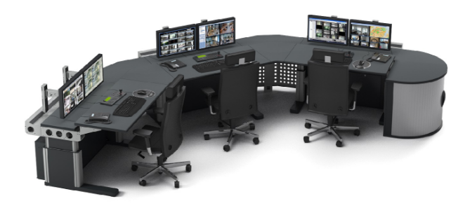 Emerson   Knürr Technical Furniture Presents New Partner For Synergy  Consoles Manufacturing License In North America U2013 Evosite LLC