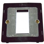 Single Aperture Insert For 1 Gang Plate
