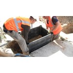 JRC-12 HDPE Manhole - Fortress 1220x675x750mm