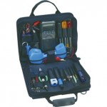 Tool Kit Telecom Installer's- Black Cordura (100-485)
