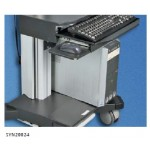 Knürr SynergyCart® Holder for PC Tower Enclosure