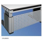 Perforated Rear Panel for SynergyConsole®