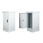 12U 19'' IP65 Outdoor Cabinet W600mm D650mm