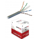 Cable Internal 4pr UTP CAT6 23AWG 0.545mm PVC -305m/Box