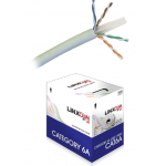 Cable Internal 4pr U/FTP CAT6A 23AWG 0.565mm LSOH -305m/Box