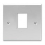 Face Plate 6C Single Gang 1Module