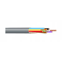 2Core,14AWG, Multiconductor – Riser Rated - Unshielded - PVC 305Mtr/Roll