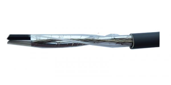 Cable 1P, 18AWG, Shielded, PVC L40008-1A - 305m/Roll