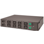 Fail-Safe Transfer Switch C-8HF2/E 8xC19 Outlets