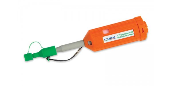 1.25mm CLEANCLICKER™ 400 Fiber Optic Cleaning Tool