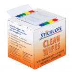 CLEANWIPES™ 600  — PORTABLE TOOL FOR CLEANING THOUSANDS OF END-FACES
