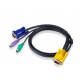 KVM Switch Cable PS2 6m