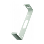 Wallmount 4U Holder RAL7035