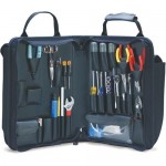 Tool Kit Telecom Installer's- Black Cordura