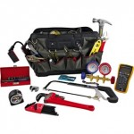 Toolkit Open HVAC Technician's