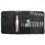 Tool Kit Electronic Metric Tools In Black Condura