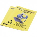 Desco 06821 English ESD Awareness Guide