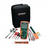 Multimeter Kit Extech EX530 RMS Ind. IP67 CATIV Digital