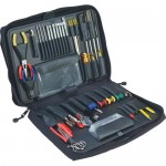 Tool Kit Network Support Single Black Ballistic Case