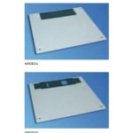 Cabinet Top Cover Miracel W600 D900 W/Cable Entry RAL7035