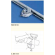 U Clamps for Cable Management, Range 34-40mm (25pc/pkt)