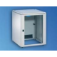 Cabinet 12U W600 D800 Smaract With Glass Door - RAL7035