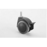 Castors Lockable Twin - 2/set