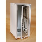 Cabinet Server 27U W800D1000 With BackDoor, S/Bolted