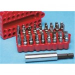 BWT 34014 Bit Set, Inch/Metric