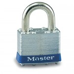 "Masterlock 5d Heavy Duty Lock, 1"" Shackle"