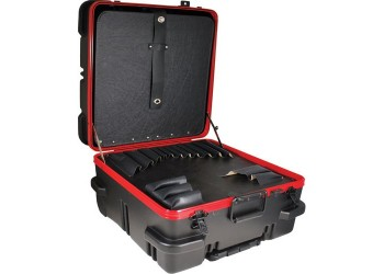 Chicago Case Company RMMST19CART Military Style Square Rugged Tool Case with Pallets    Built to Withstand Harsh Conditions