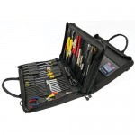 Jensen Tools JTK-17BL Kit in Double-Sided Black Cordura Case