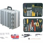"Jensen Tools JTK-17LST Kit in Super Tough Case, 6-1/4"" Deep"
