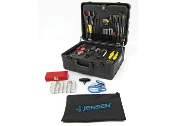 Jensen Tools JTK-2000DRT Kit in Rota-Tough Case