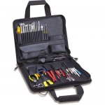 Jensen Tools JTK-36GC Service Engineer's Kit in Single Gray Cordura Case