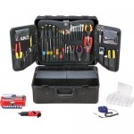 Jensen Tools JTK-5000 LAN & PC Maint. Kit in Rota-Tough™ Case