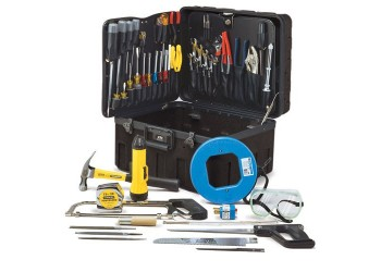 Jensen Tools JTK-51 Master Telecom Installer's Kit in X-tra Rugged Rota-Tough™ Case
