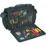 Jensen Tools JTK-87QC Kit in Black Triple Cordura Case