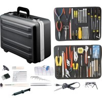 Jensen Tools JTK-87XPM Metric Toolkit with Deluxe Poly Case