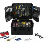 Jensen Tools JTK-88SP Inch/MM Electro-Mechanical Kit Roto Rugged Wheeled HD Military Case