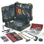 Jensen Tools JTK-97R Kit in Rugged Duty Poly Case, 17-3/4 x 14-1/2 x 9""