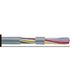 Cable Control 4C 1sq Mm LIYY/18AWG UNSCN - 305m/Roll