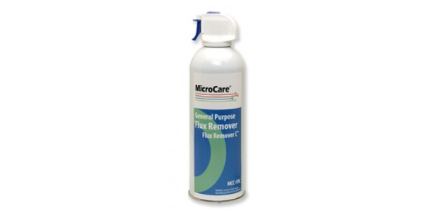 Flux Remover C For General Purpose Electronics Use, 10.5oz